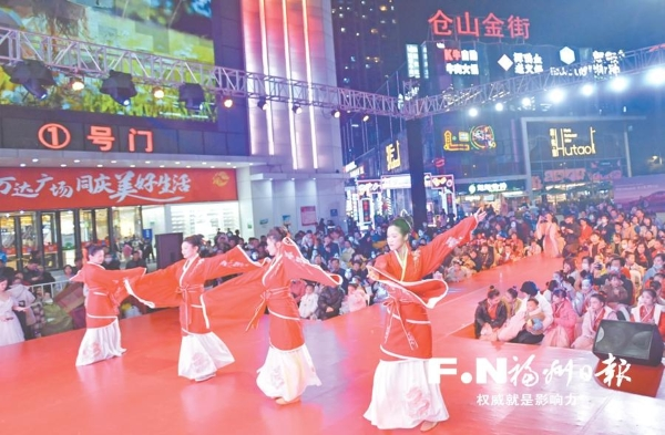 揭秘福州15个市级夜色经济体验示范街区