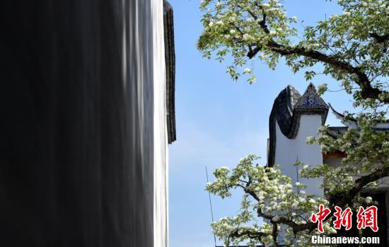 """福州三坊七巷:""""活""""起来的古街区"""