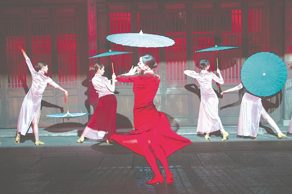 《寻梦·坊巷》:向世界展示千年福州之美