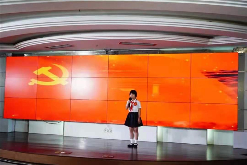 """五鳳街道開展""""學黨史,講百年初心""""黨史演講比賽"""